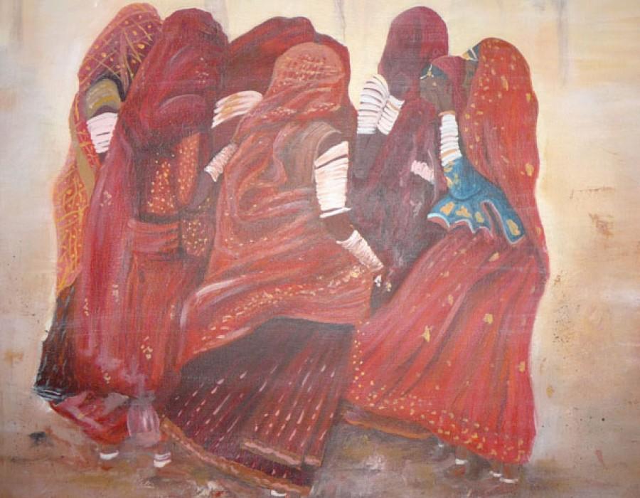 Rajastan Women