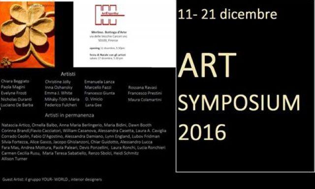 ART SYMPOSIUM 2016