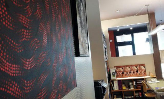 Mostra presso studio di INTERIOR DESIGN ABitech di Mauro Lena, Portogruaro