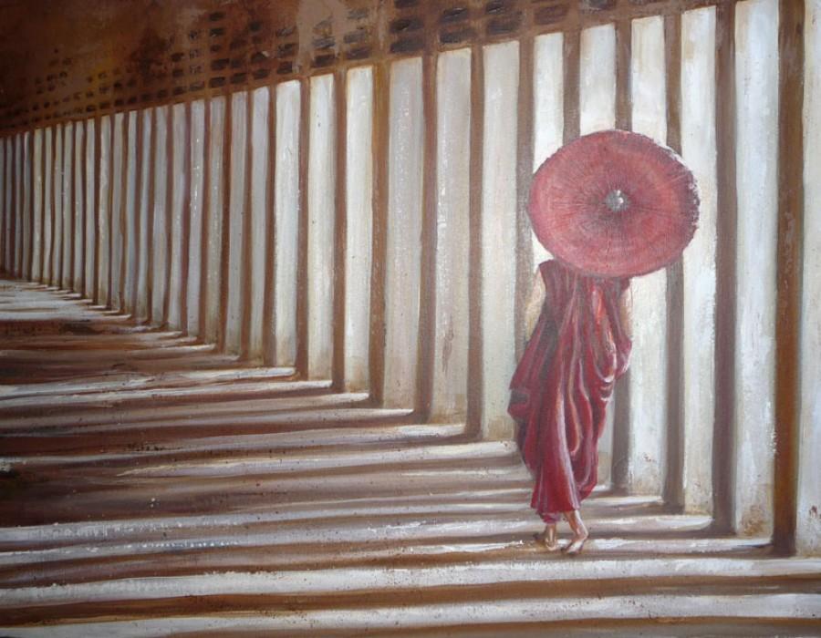 Walking Myanmar